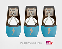 SNCF - Magasin Grand train