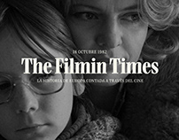 The Filmin Times – Digital Experience
