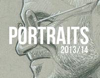 Portraits 2013/2014