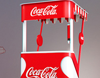 Cocacola Counter