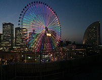 "Yokohama "" Minato mirai """