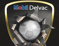 La potencia del Fútbol - Mobil Delvac.