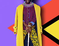 AFRICAN INSPIRED (for TXTURE Magazine)