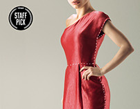 Red Dress - The Art of Making