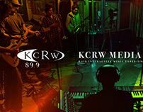 KCRW Radio - Rich Media Player Application