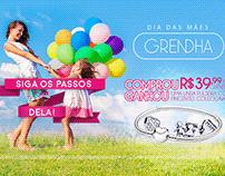 GRENDHA | DIA DAS MÃES
