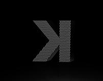DJ Kevlar Logo Design