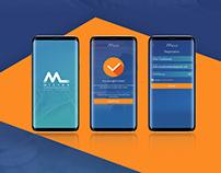 Mictra - Train tickets app