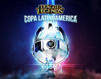 Copa Latinoamerica 2014 Final's Branding