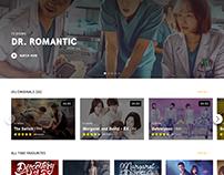 Movies & TV Shows Website