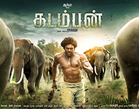 poster for movie KADAMBAN