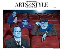 Film auteurs - Washington Post