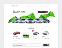 Autokomplex.cz redesign