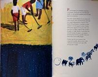 Storia di Ba - picture book