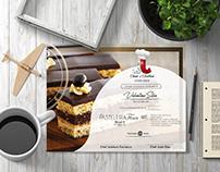 Material Promocional Clase Pastelería Fina II [JJ]