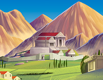 Greek History Educational Animation