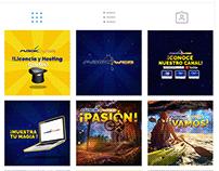 MagicWeb_Social Media