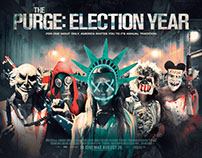 The Purge: Election Year - Creative Advertising
