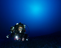 Deep Diving: Discover another world