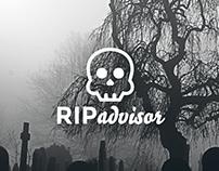 Ripadvisor - app concept