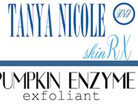 Tanya Nicole Logo & Branding Package