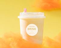 Hello,Peach|我是一片云 | Drink&tea&Snack 饮品与小吃