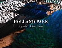 Holland Park identity