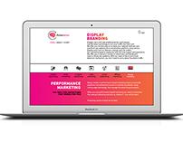 AdverSense   Landing Page