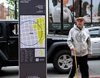 DISCOVER DOWNTOWN: Wayfinding Kiosk