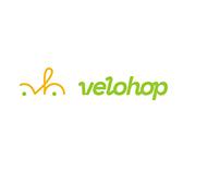Velohop / Bike rental concept app (WiP)