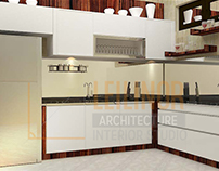 Pantry Interior Design by Leilinor Architect