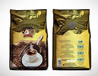 """Kalimera"" Cyprus coffee"