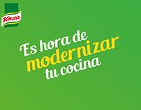 Knorr Promo de ventas