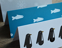 Christmas cards for Agora