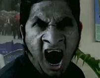 Monster Face Effect