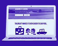 Tailor Lift Landing Page