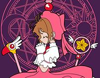 Sakura for pampling
