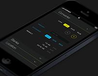 Exchange iPhone App
