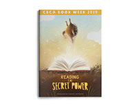CBCA Book Week 2019 - Reading is My Secret Power