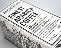 Anderson & Co. Coffee Bags