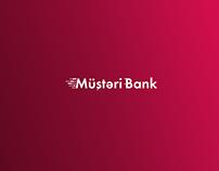 Kapital Bank | Müştəri Bank Redesign