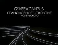 Grand Opening QWEEX.CAMPUS