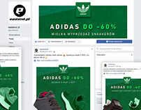 Adidas UP to -60%