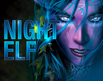 Warcraft - Night Elf