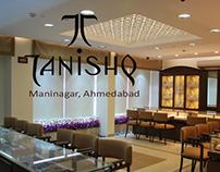 Tanishq retail store design