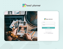 Instagram Post scheduler Web app