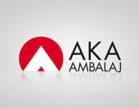 Aka Ambalaj Logo Tasarımı