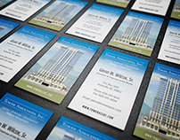 Tower Associates Business Card