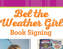 Bel the Weather Girl Poster