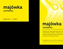 MAJÓWKA ARCHITEKTÓW poster